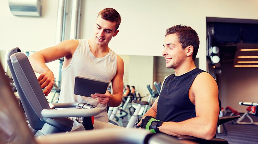 tecnología fitness